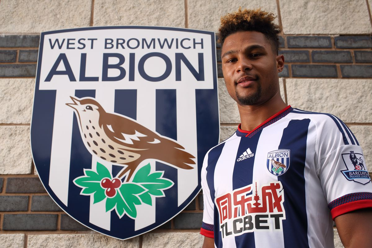 West Bromwich Albion Unveil New Loan Signing Serge Gnabry