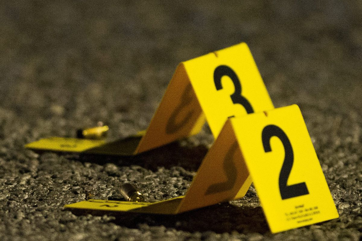 Two people were shot May 4, 2021, in Park Manor.