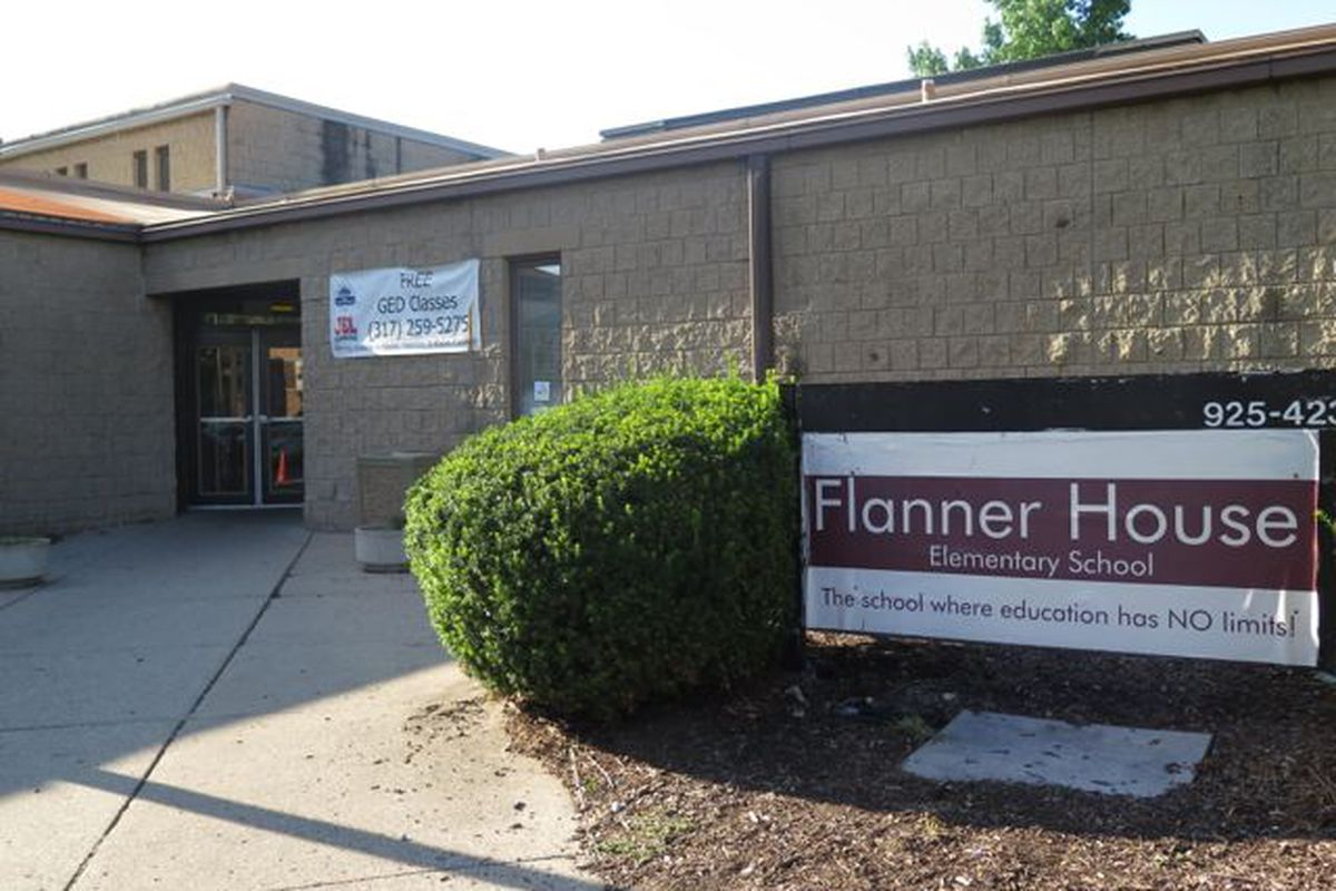 Flanner House charter school closed in September in the wake of a cheating scandal.
