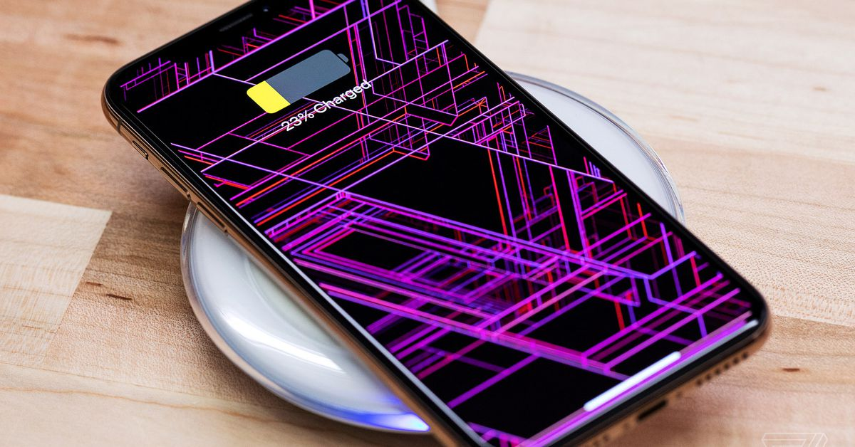 The next iPhone may not have reverse wireless charging for