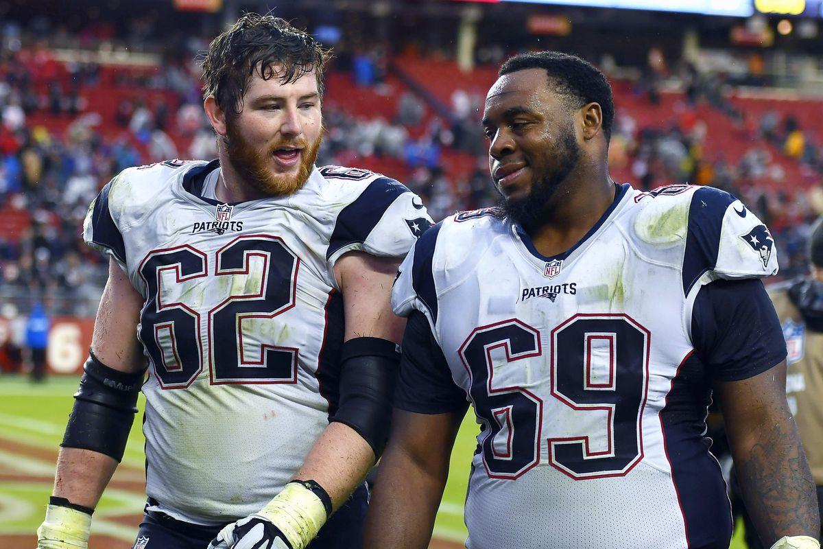 NFL: NOV 20 Patriots at 49ers