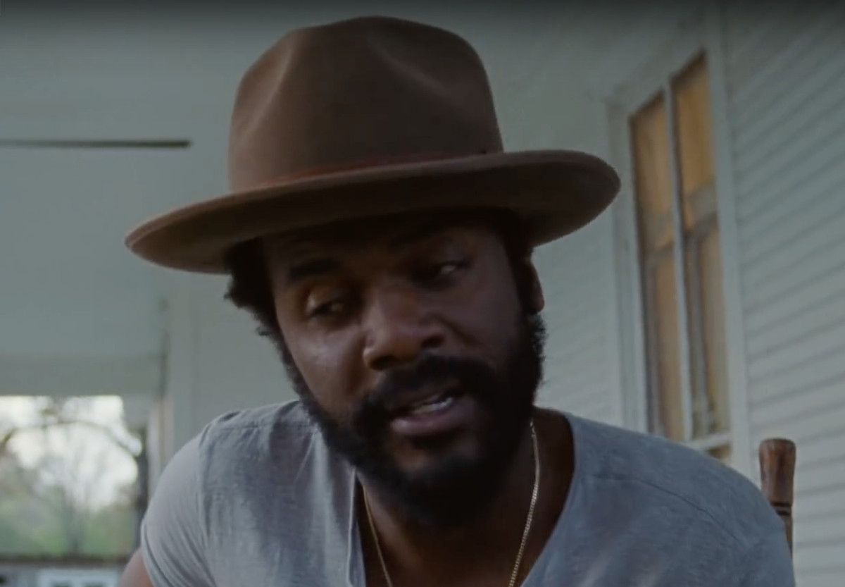 """Gary Clark Jr. in his """"This Land"""" video. 
