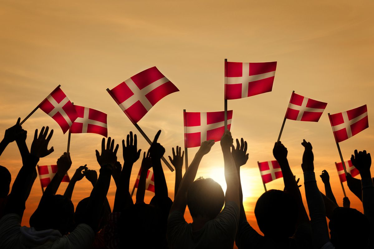 The children agree: Denmark is where it's at.