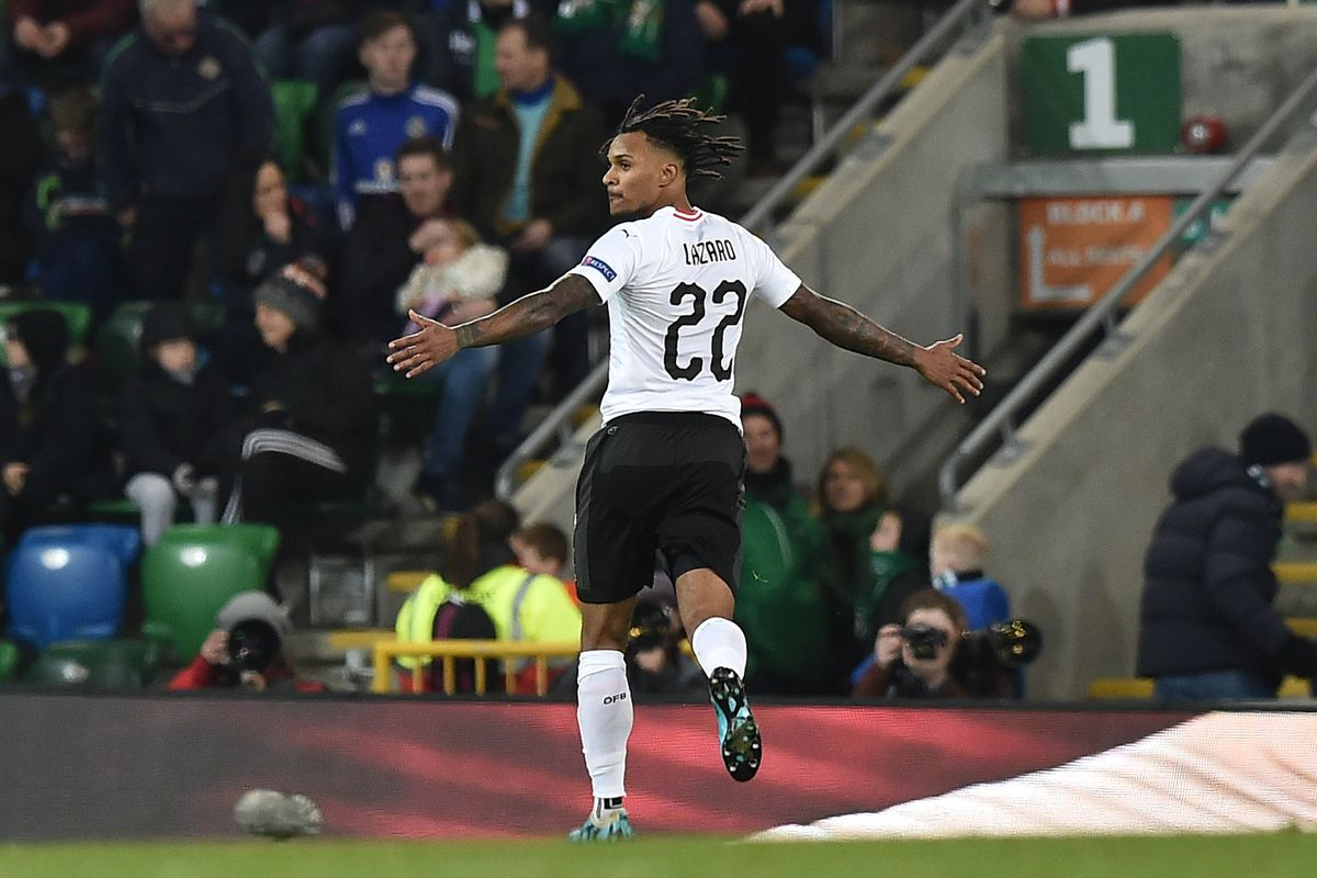Northern Ireland v Austria - UEFA Nations League B