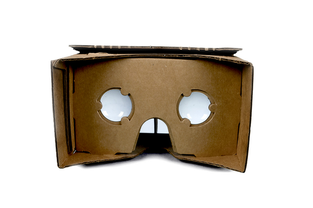 e05e2cda71d Other companies are already selling Google Cardboard clones - The Verge