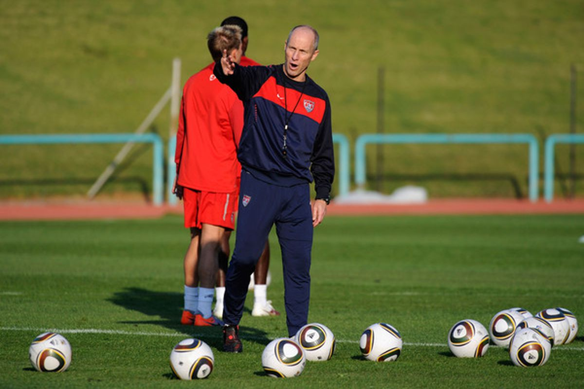 Bob Bradley future as U.S. national team coach is up in the air. I see only one possible outcome ...