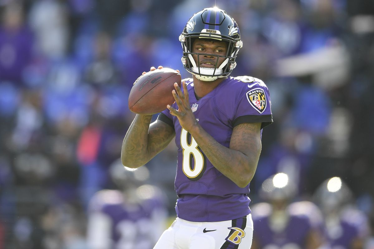 wholesale dealer af41f 03d02 Lamar Jackson Failed—and the Ravens Failed Lamar Jackson ...