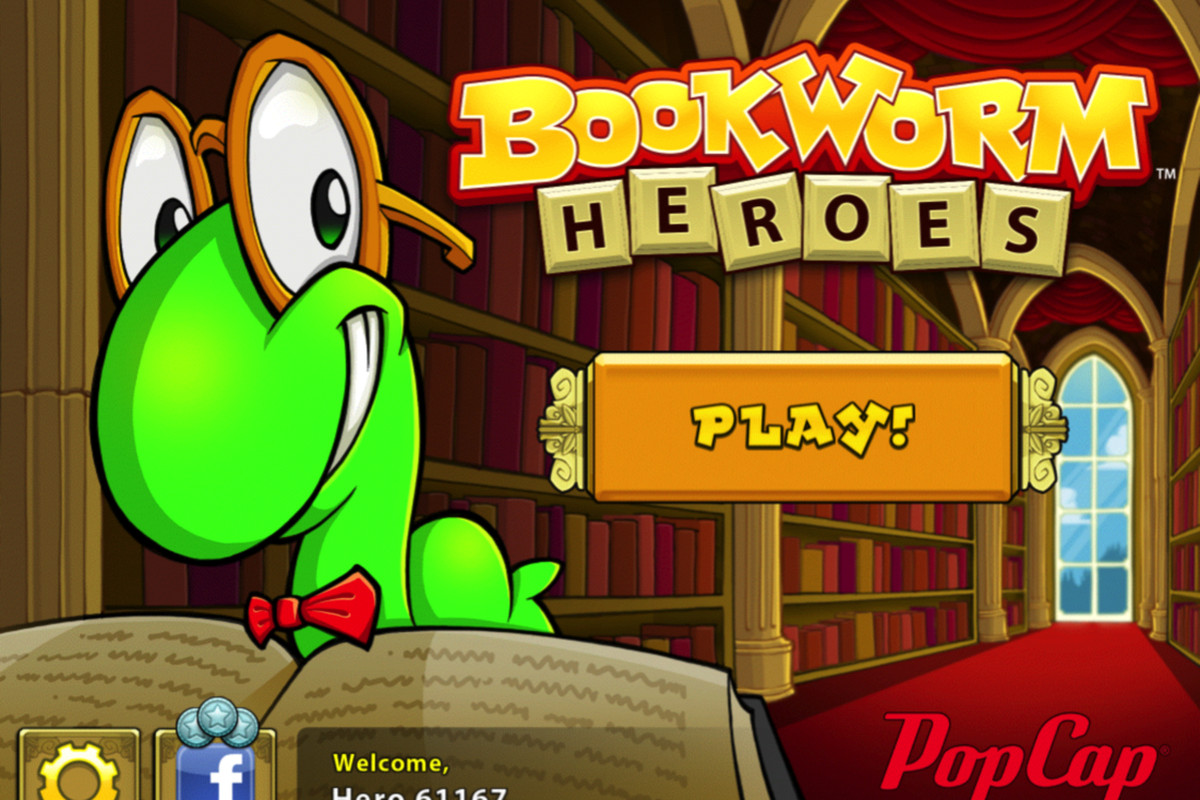 PopCap Launches Bookworm Heroes A Multiplayer Word Game For IOS