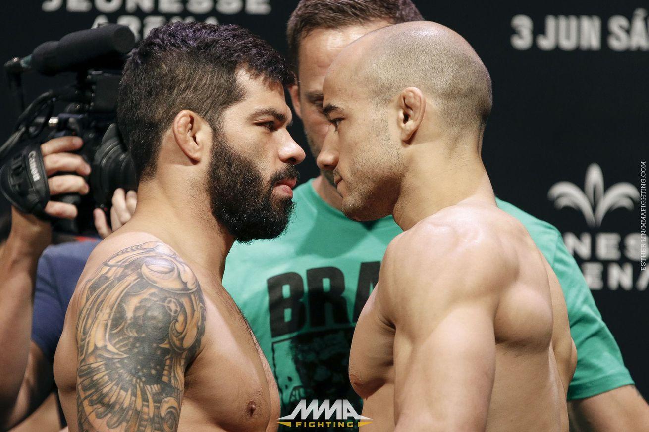 UFC 212 live blog: Raphael Assuncao vs. Marlon Moraes
