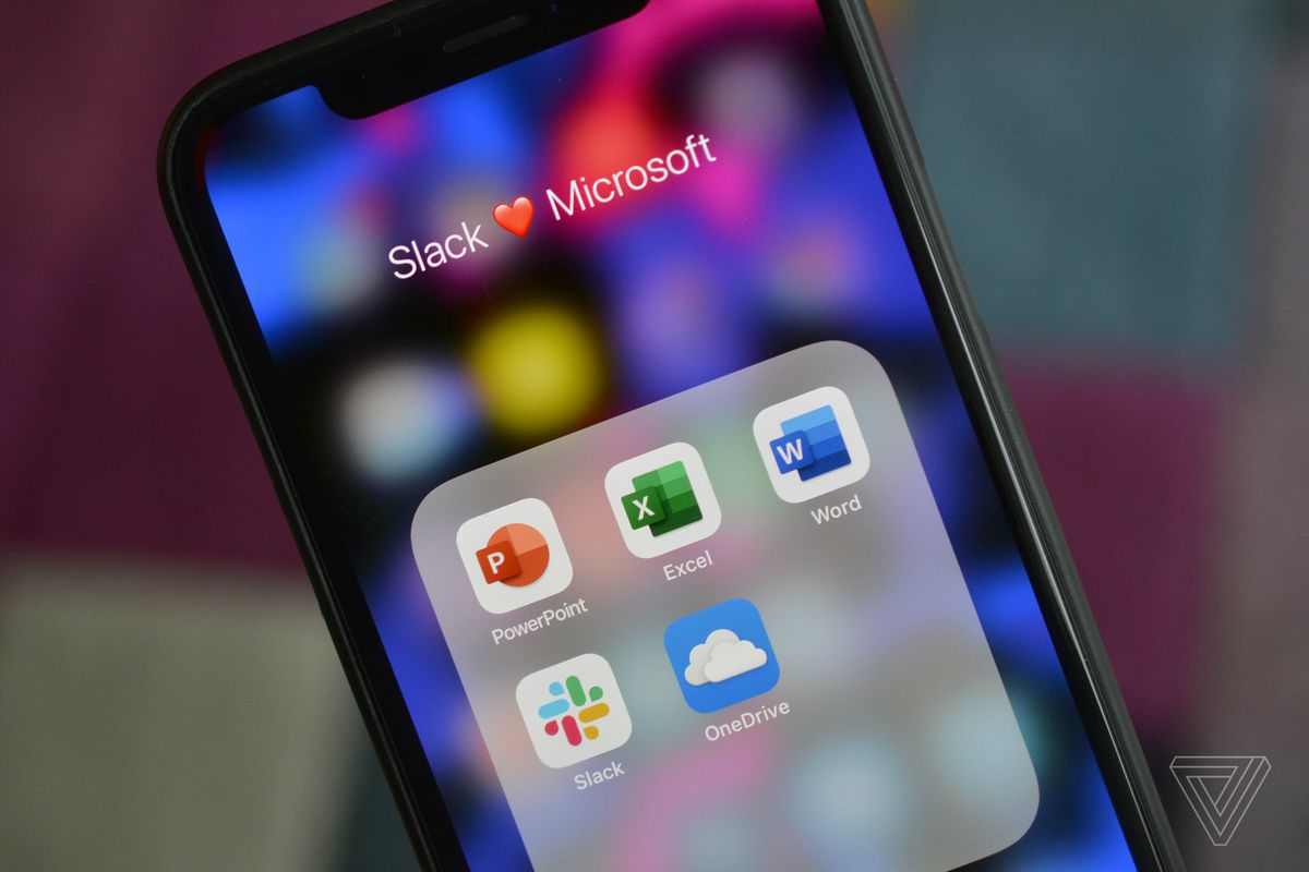 Slack is now easier to use with Microsoft's Office 365 apps