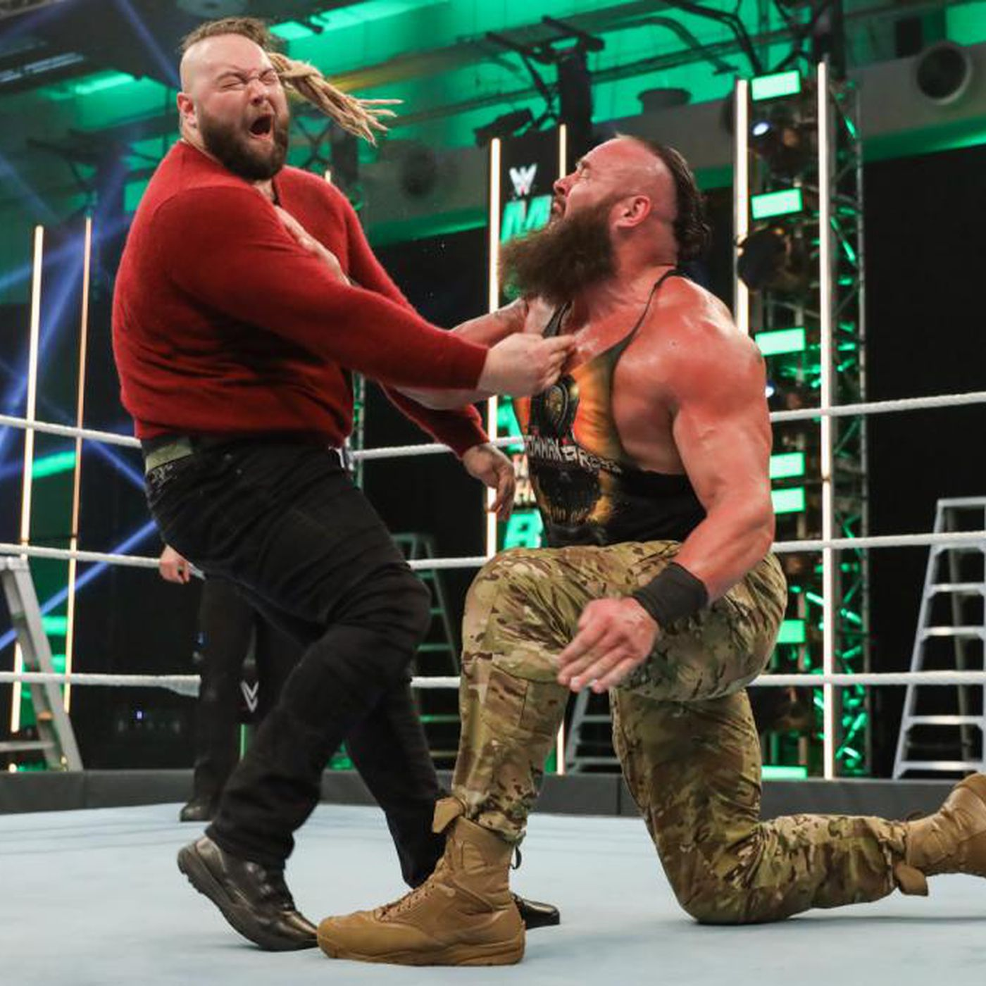 WWE Money in the Bank 2020 results: What was Match of the Night ...