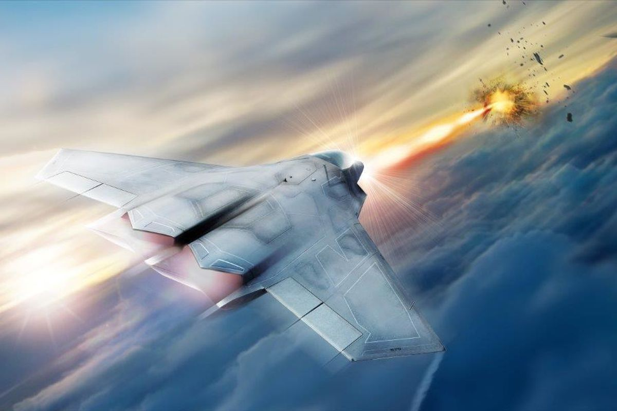 The US Air Force successfully tested a laser system to shoot