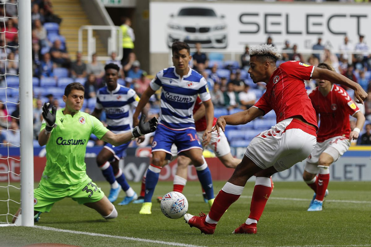 Image result for charlton athletic vs reading