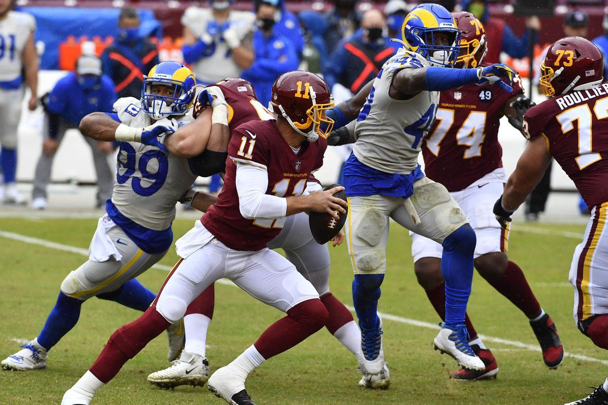 NFL: Los Angeles Rams at Washington Football Team