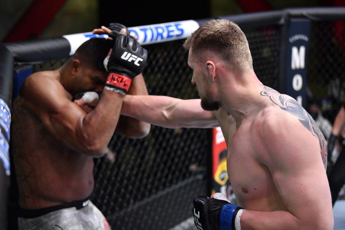 UFC Fight Night: Overeem v Volkov