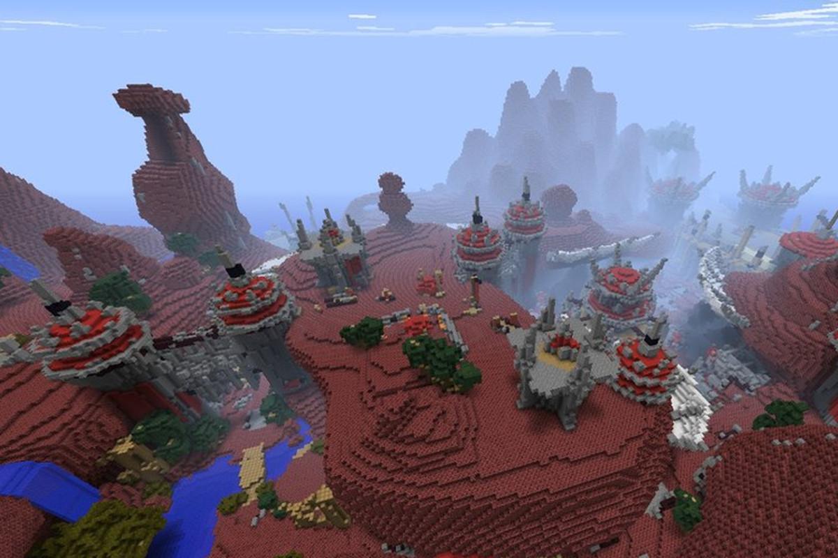 WoW in Minecraft