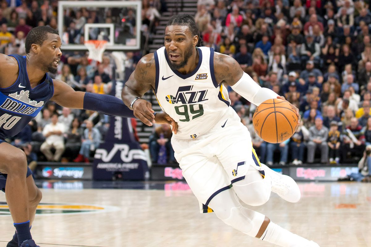 can the utah jazz make it three in a row against the dallas