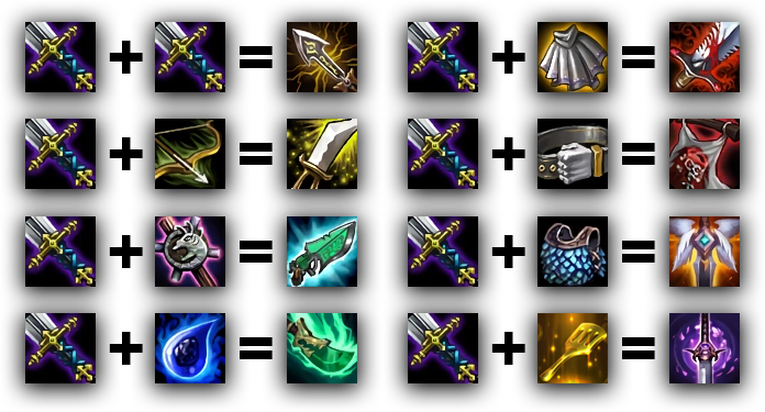 Teamfight Tactics guide: items, recipes, and bonuses - The