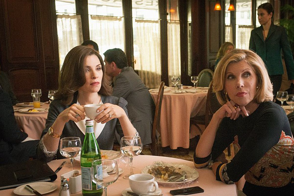 Alicia Florrick's time as television's leading lady could be ending