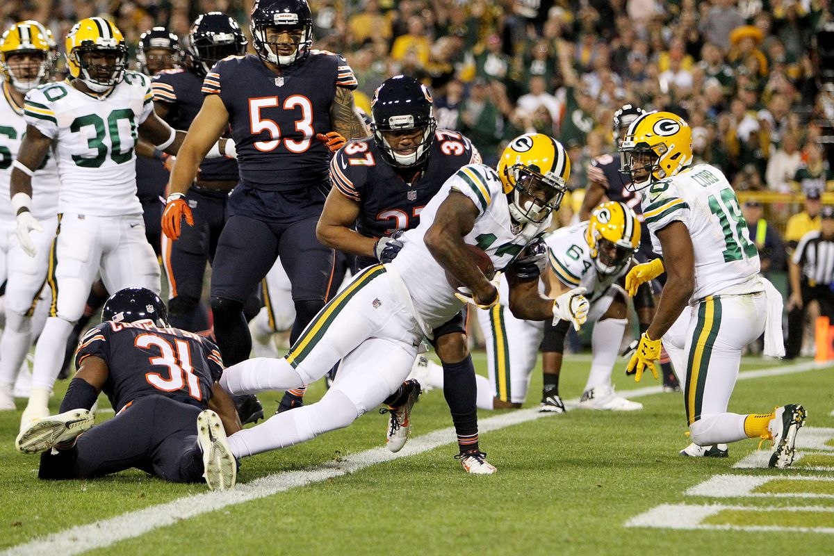 f1ffe49b Davante Adams injury: Packers WR out of hospital, in concussion ...
