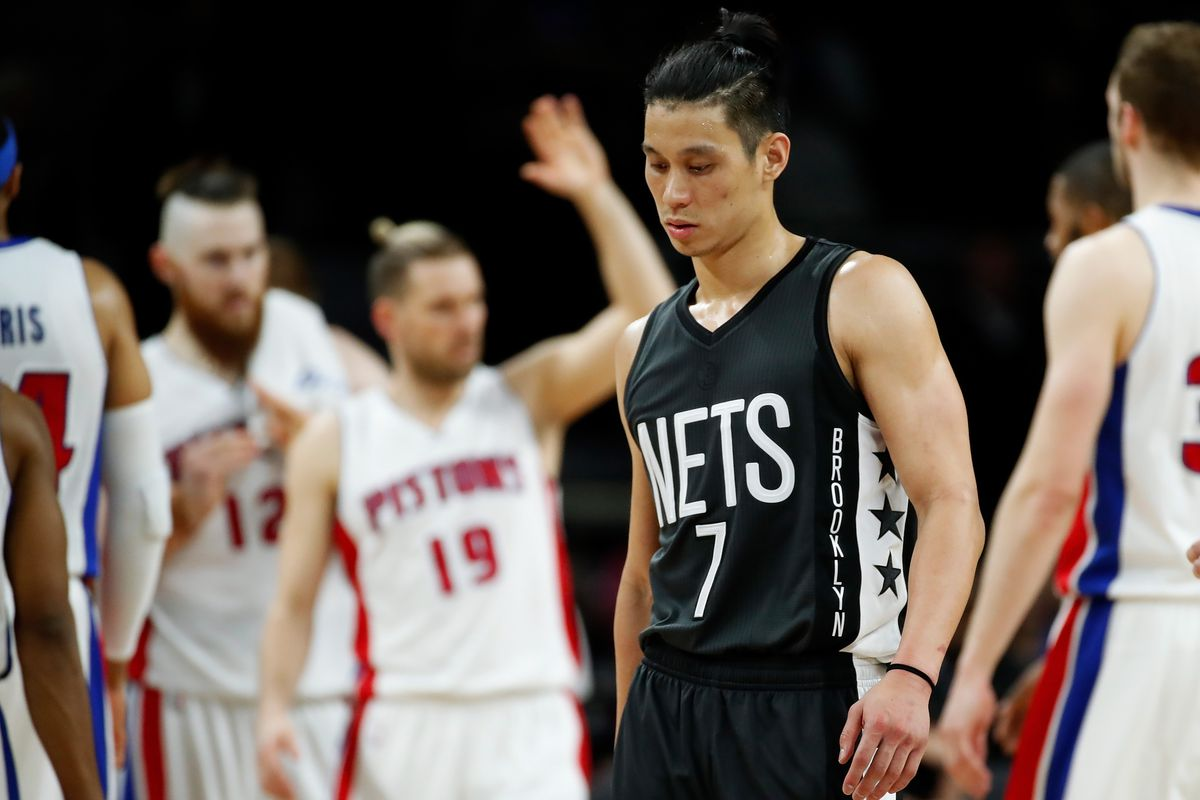7ade9a72b4b Are Nets prepared to part with Jeremy Lin  - NetsDaily