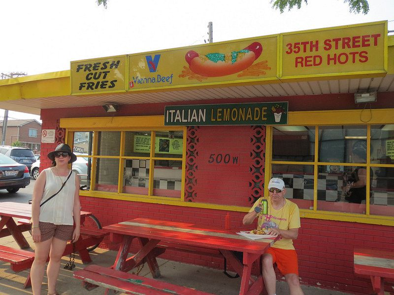 35th Street Red Hots