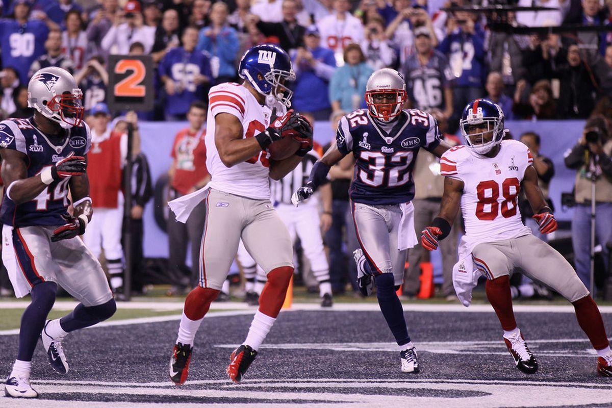 Super Bowl 2012 final score and recap: Giants beat Patriots