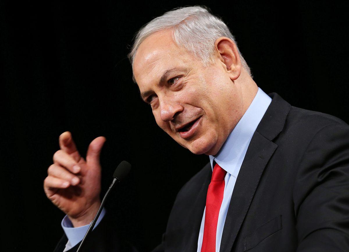 Netanyahu Justin Sullivan/Getty Images