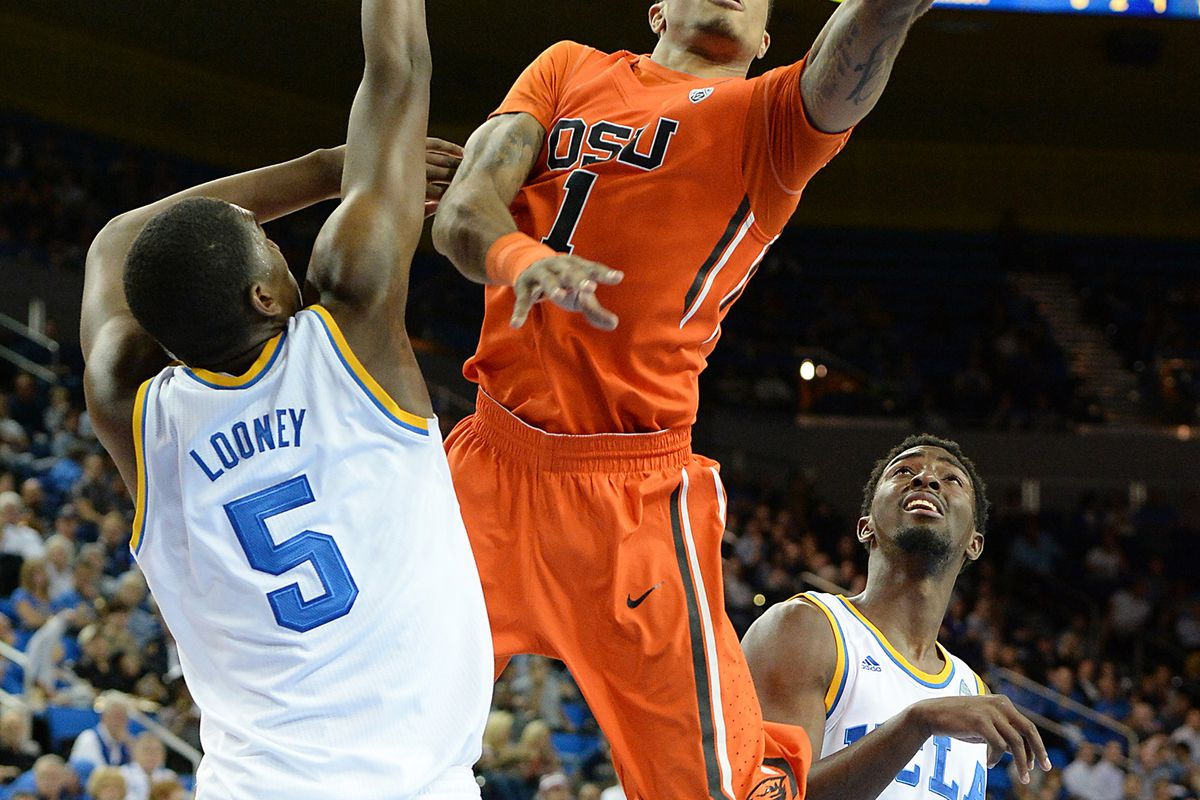 Oregon State guard Gary Payton II will get as much attention tonight as his father would have from No. 9 Utah.