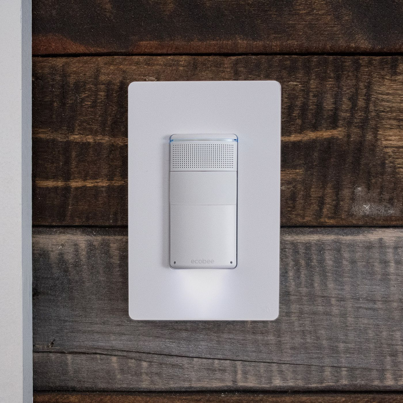 Ecobee\'s new Switch+ puts Alexa in your light switch - The Verge