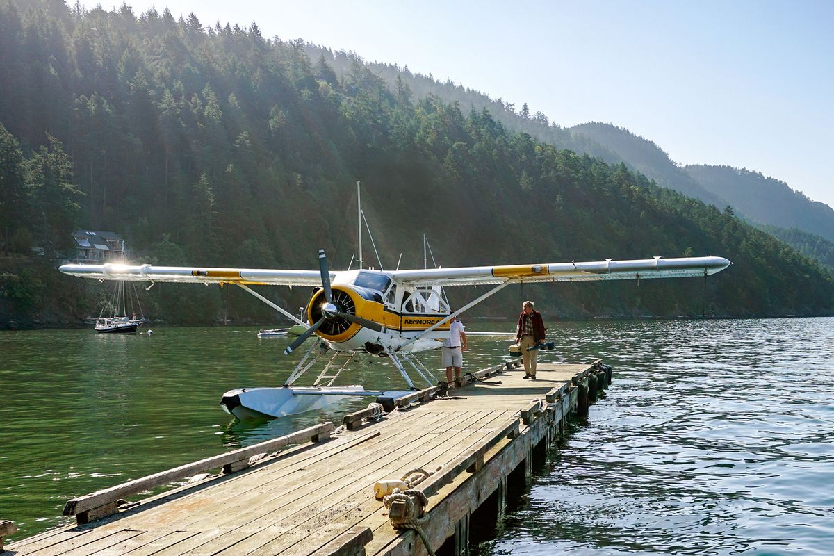 For Restaurants In The San Juan Islands A Beautiful Setting Brings Serious Challenges