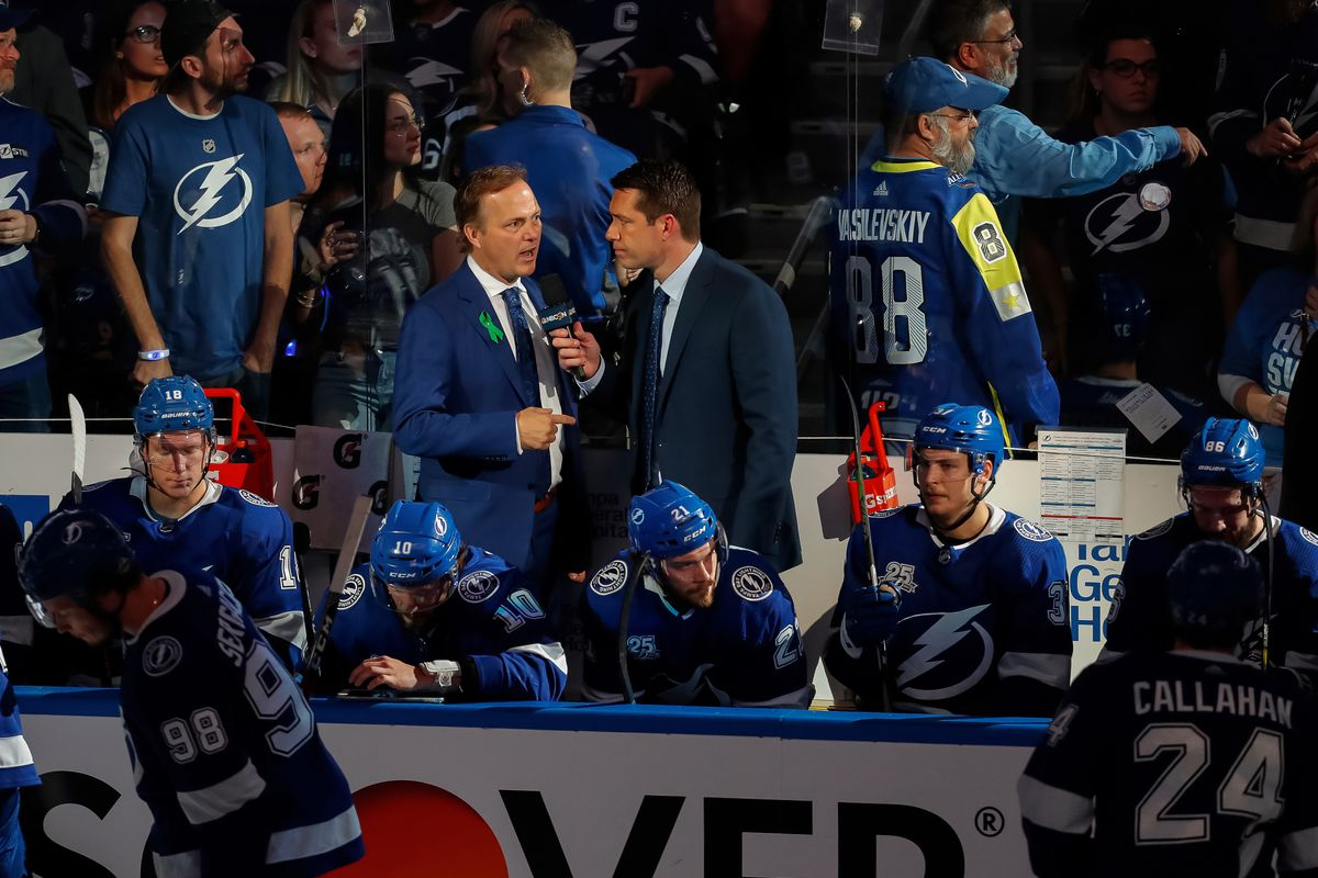 Quick Strikes Coaches Jon Cooper And Derek Lalonde Reunite In Tampa Bay Raw Charge