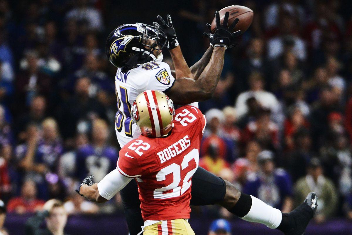 Winner Of Super Bowl 2013  Baltimore Ravens beat San Francisco 49ers 34-31  in a classic 36149377b