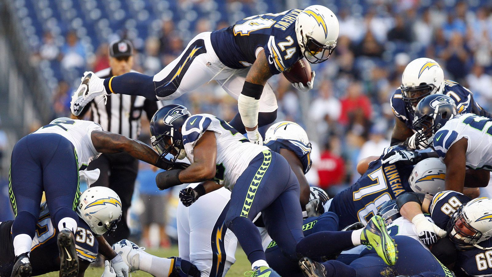 San Diego Chargers Mid Preseason Review The Standouts