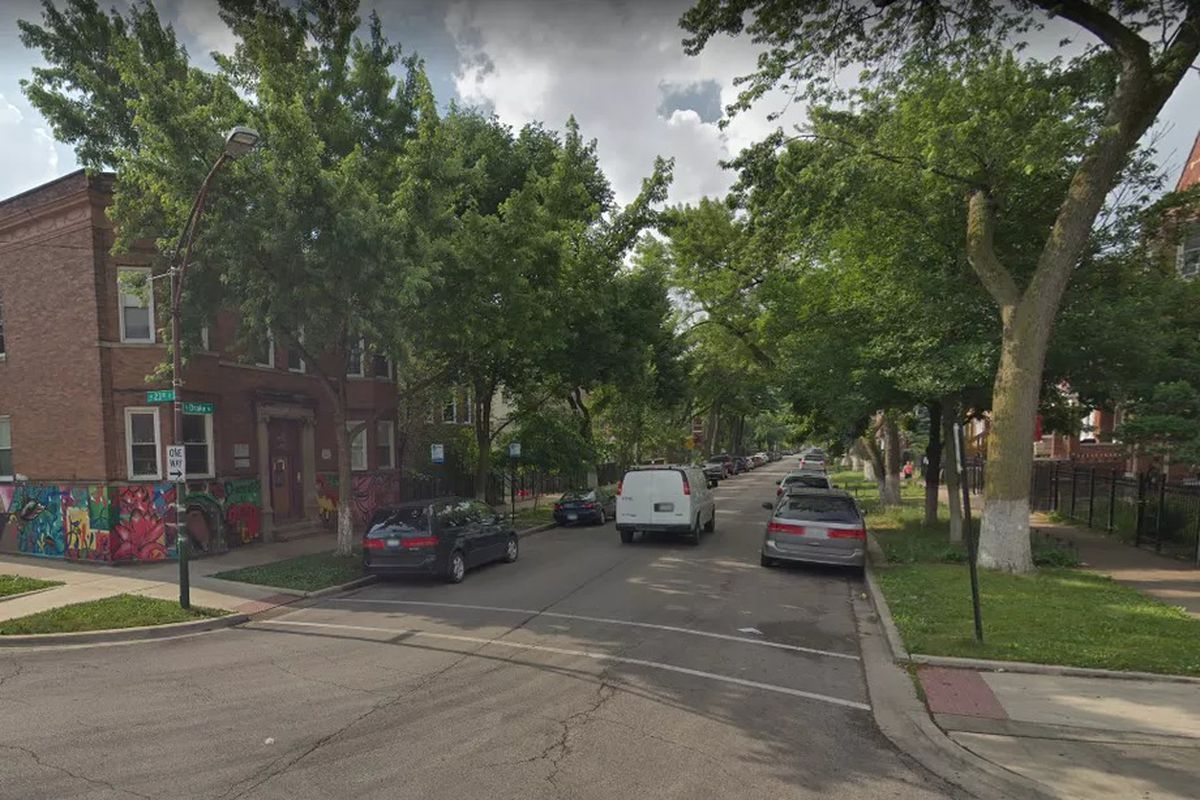 A girl was wounded in a shooting Nov. 29, 2019, in the 2300 block of South Drake Avenue.