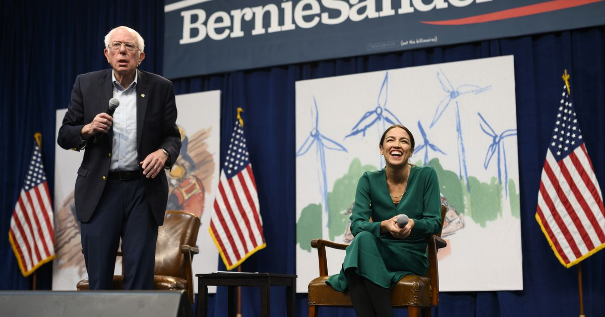 Why Bernie Sanders and AOC are targeting public housing in the first Green New Deal bill