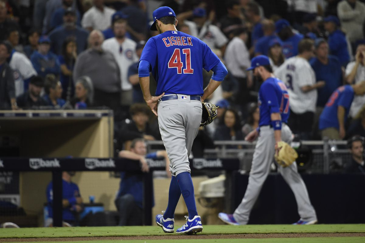 Padres 9, Cubs 8: The story of things that happened at the
