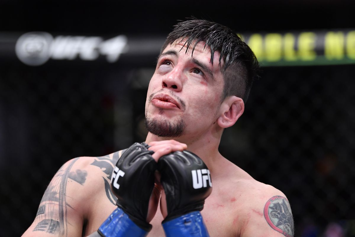 Here S Everything That Happened At Ufc 256 Last Night Mmamania Com