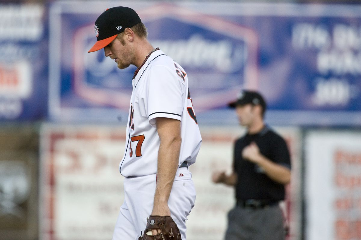 Stephen Strasburg makes his fourth rehab start as the Hagerstown Suns take on the Hickory Crawdads...
