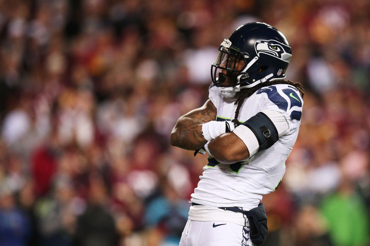 Wild Card Playoffs - Seattle Seahawks v Washington Redskins