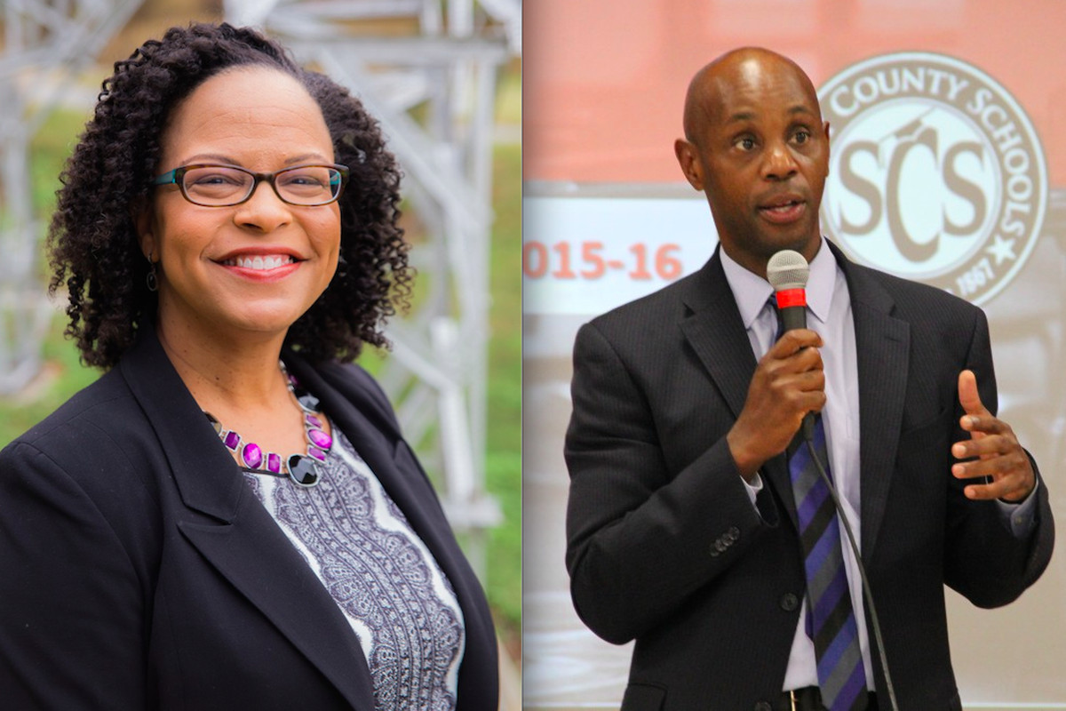 Achievement School District Superintendent Malika Anderson and Shelby County Schools Superintendent Dorsey Hopson have led their districts through a maze of school choice issues in Memphis.