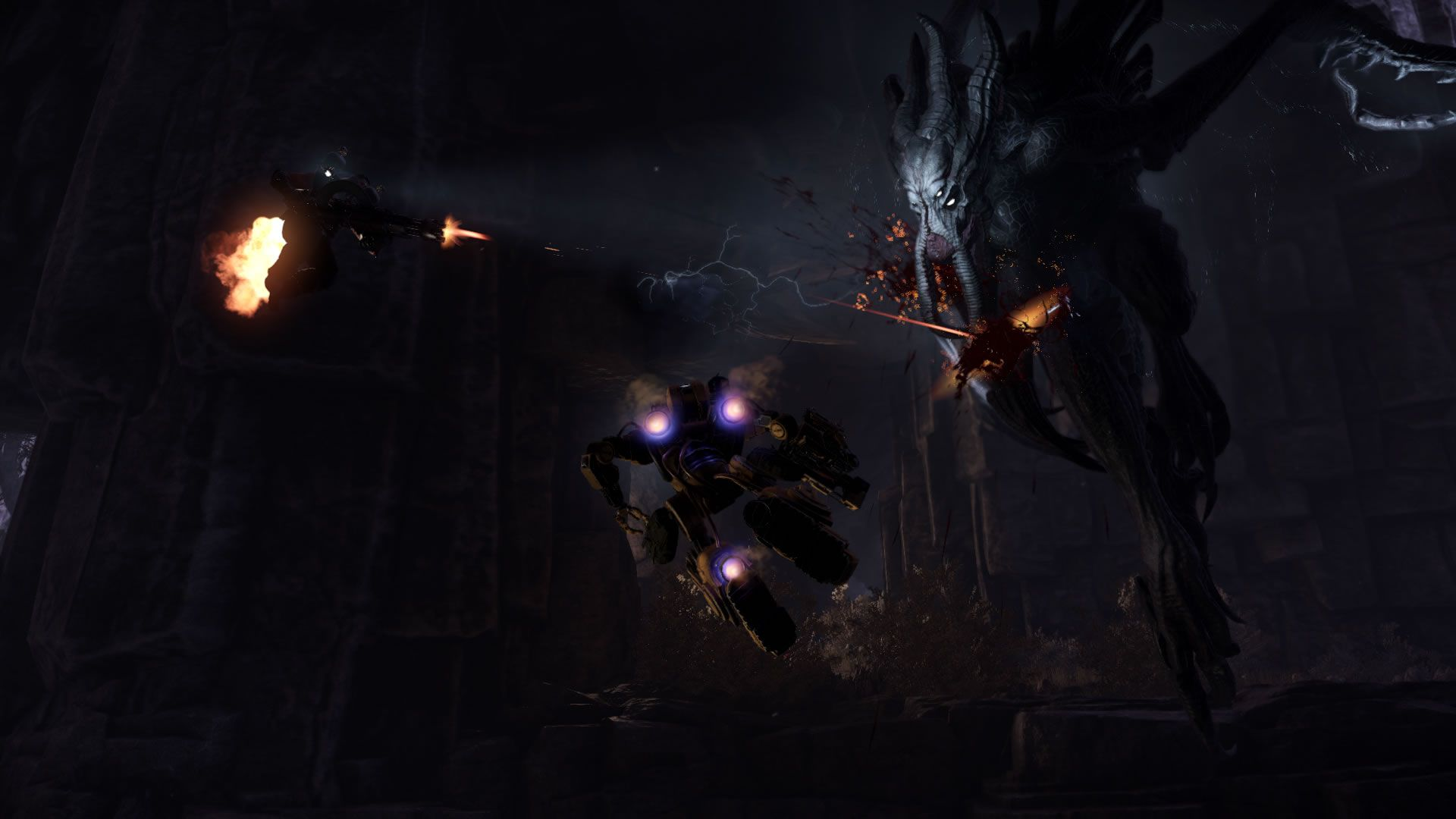 designing evolve u0027s terrifying video game monsters the verge
