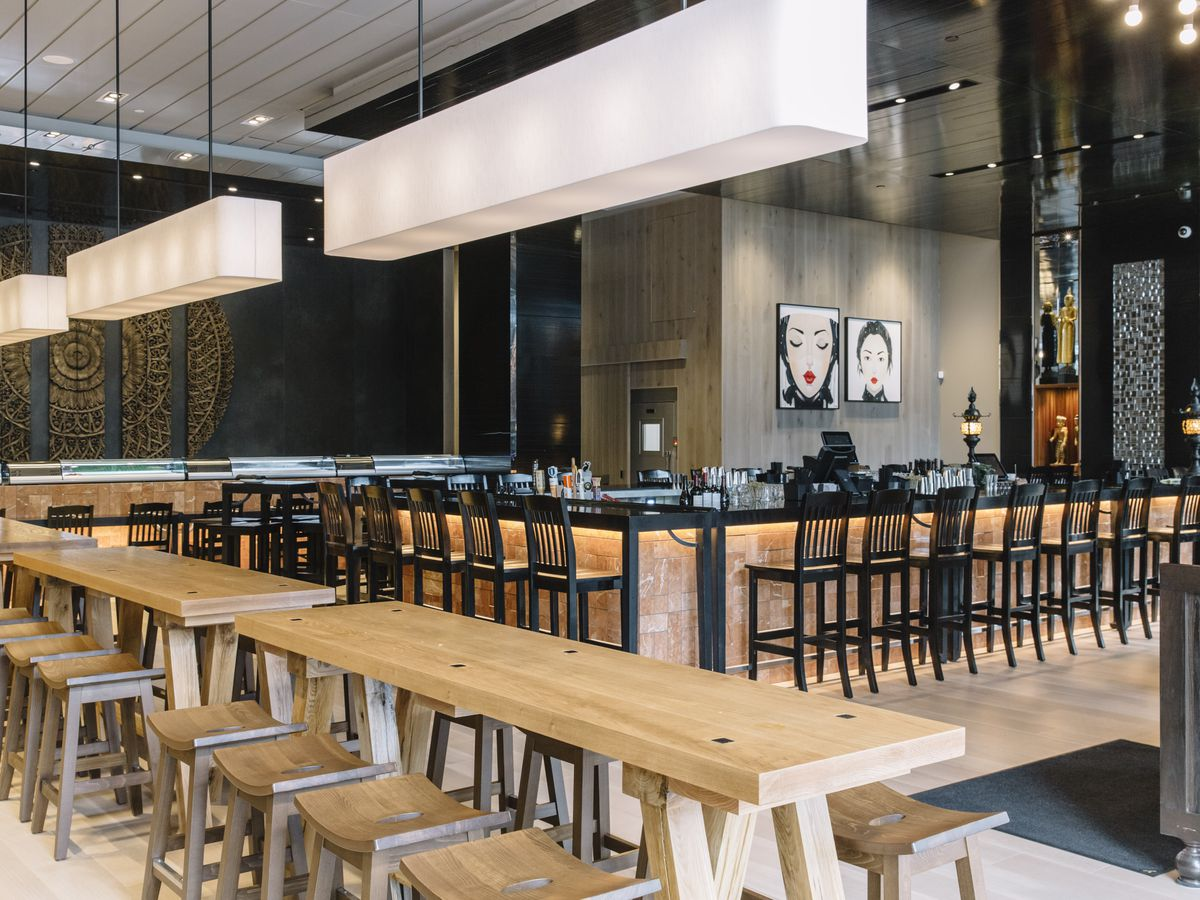 Take A First Look Inside Sunda Nashville Billy Dec S Foray Outside Of Chicago The Pan Asian Restaurant Opens Today In Gulch