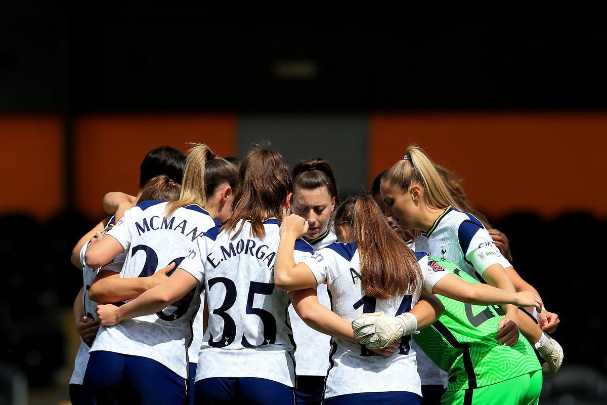Tottenham Hotspur Women v Sheffield United Women: Vitality Women's FA Cup 5th Round