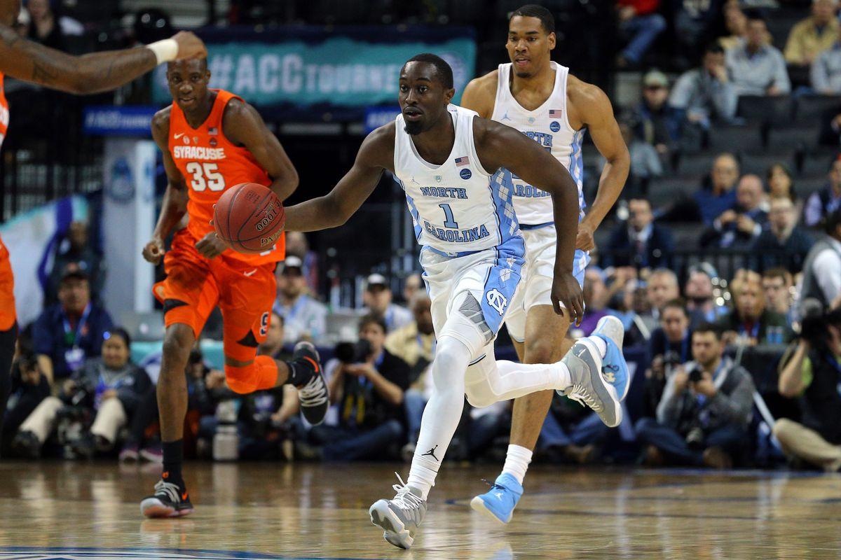 NCAA Basketball: ACC Conference Tournament-North Carolina vs Syracuse