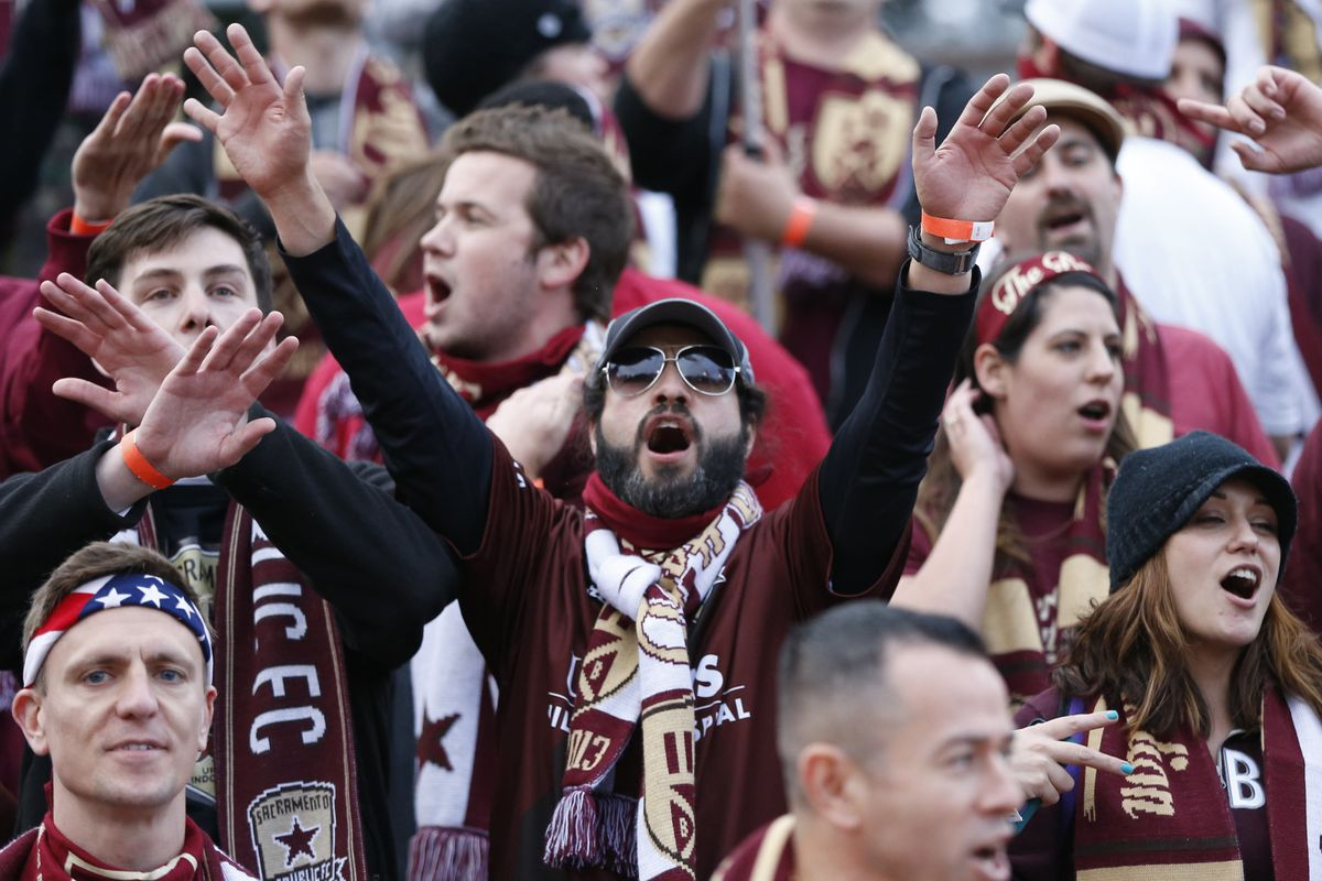 Sacramento Republic's fans continue to turn out in impressive numbers.