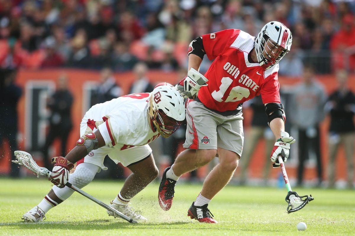 NCAA Lacrosse: Quarterfinals - Denver University Pioneers vs. Ohio State Buckeyes