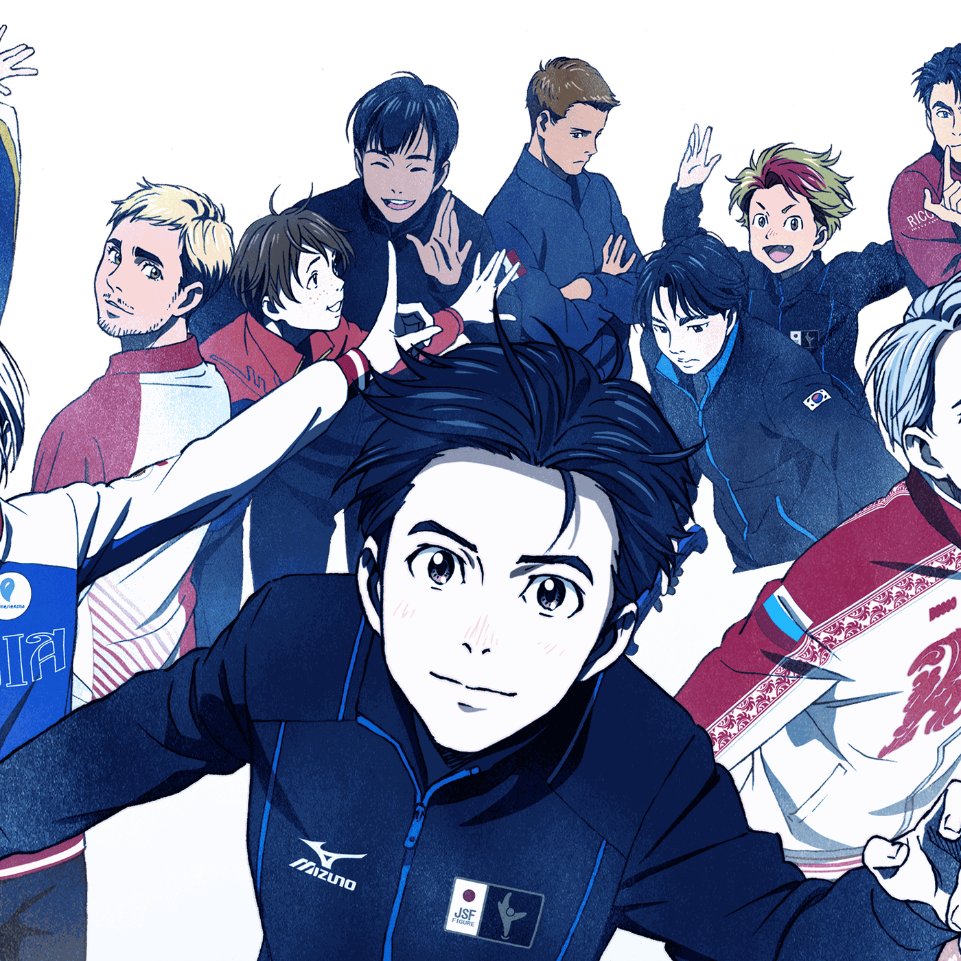 Yuri On Ice Everything You Re Too Embarrassed To Ask The Verge