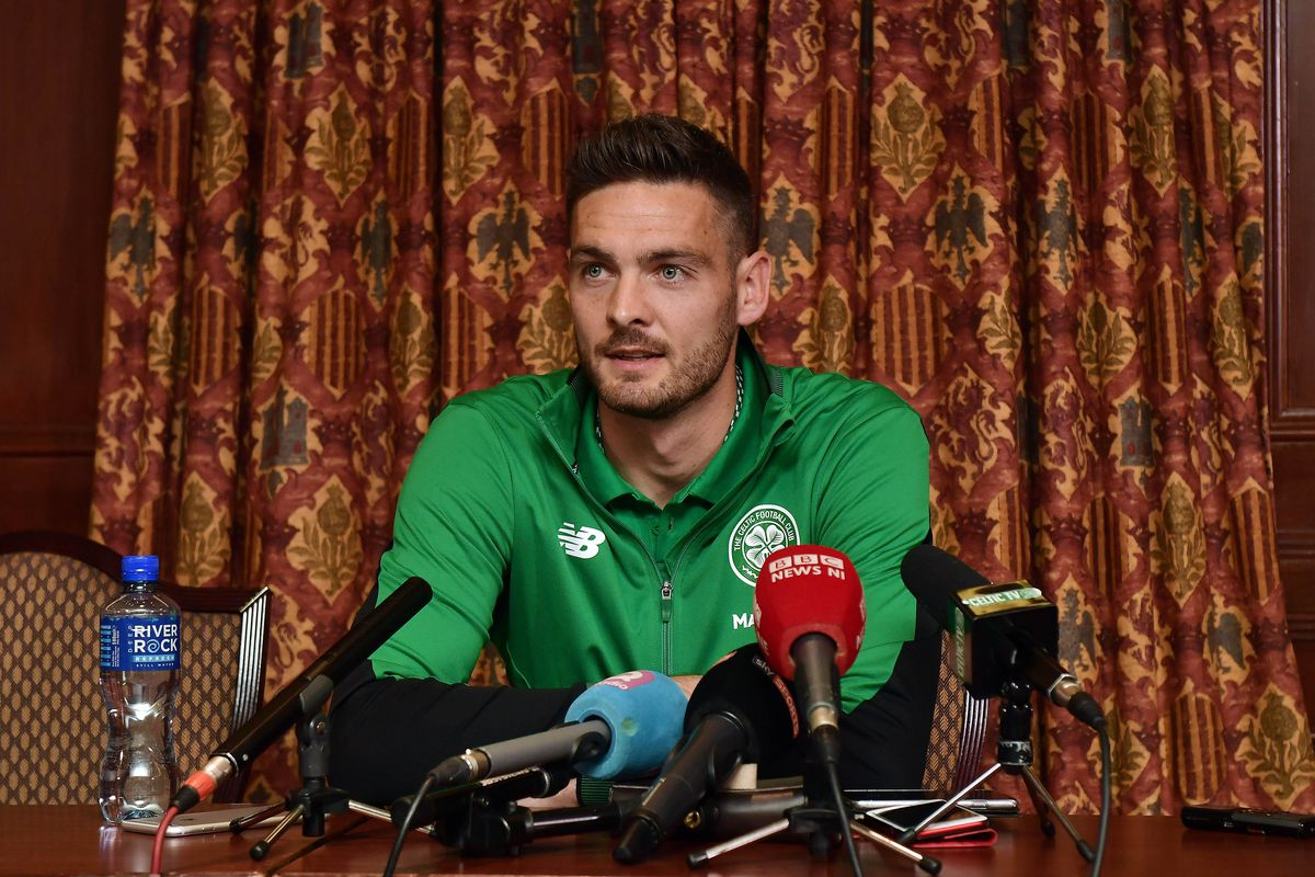 Linfield v Celtic - UEFA Champions League Qualifying Round: Press Conferences