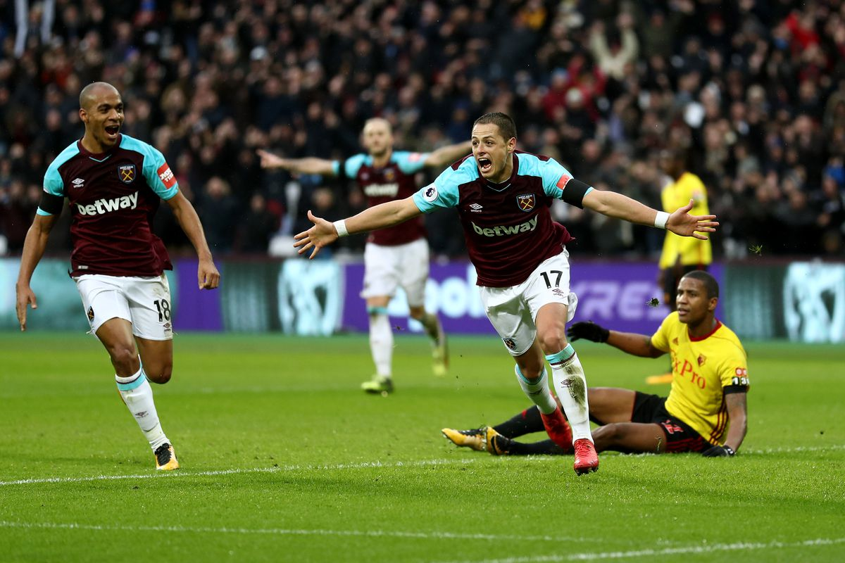 West Ham boss Moyes sets sights on top ten after Watford win